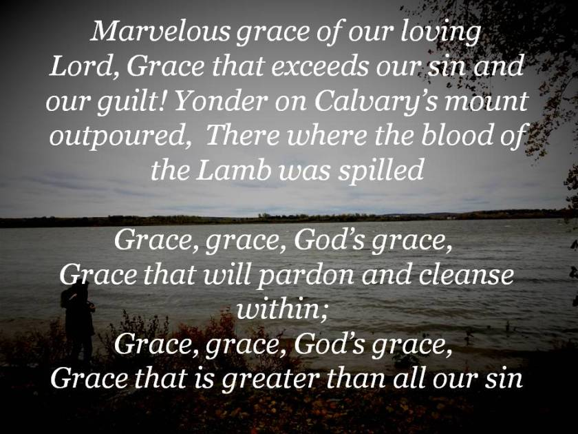 marvelous grace