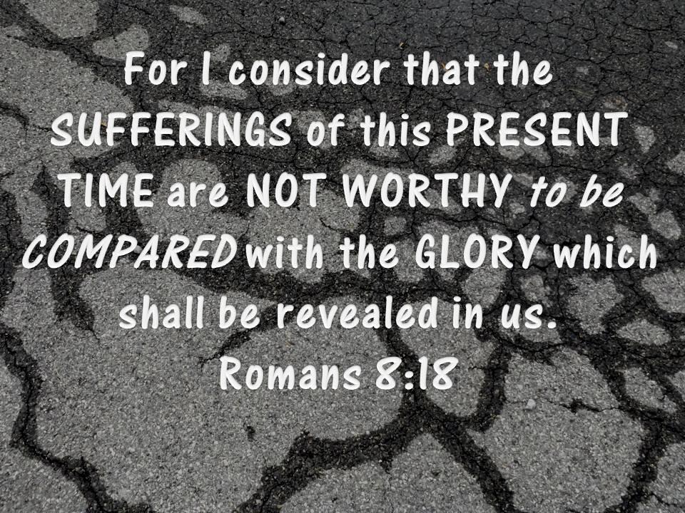 Romans 8 18