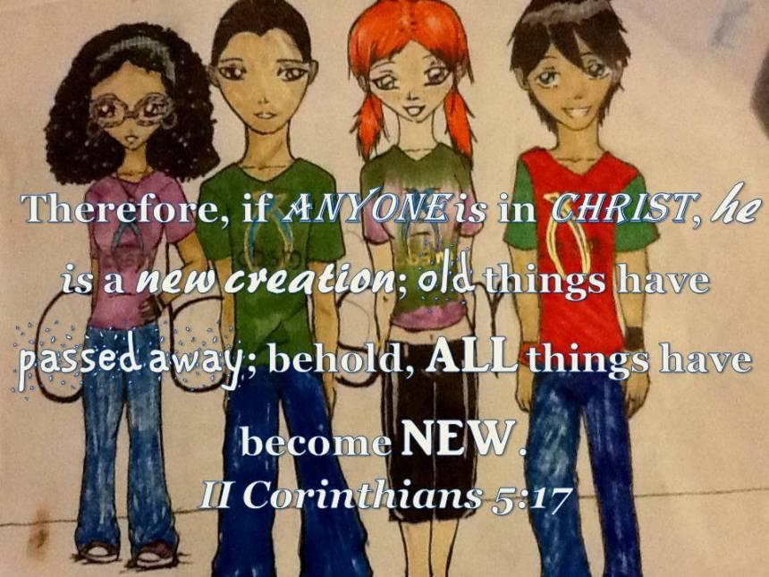 II Cor 5 17