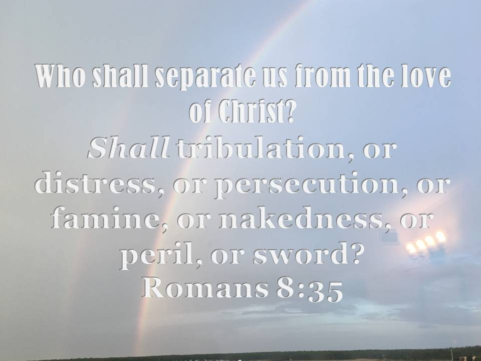 Romans 8 35