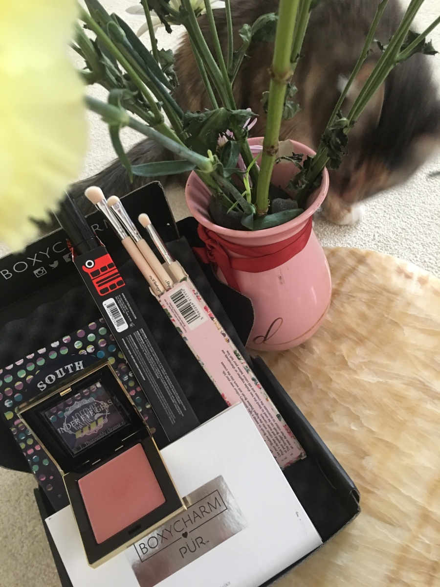 BOXYCHARM MARCH 2018