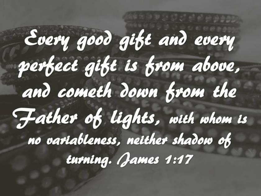 James 1 17