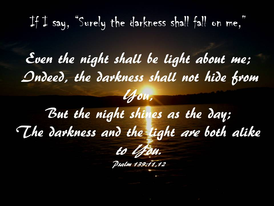 psalm 139 11,12