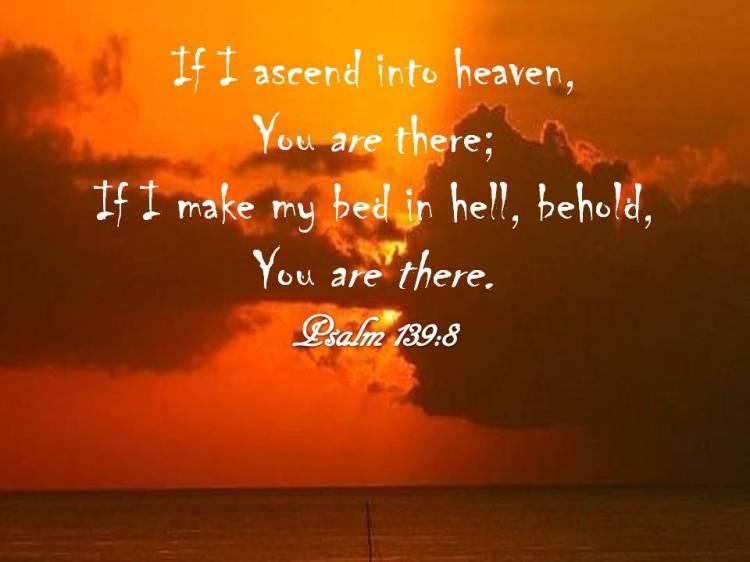 psalm 139 8