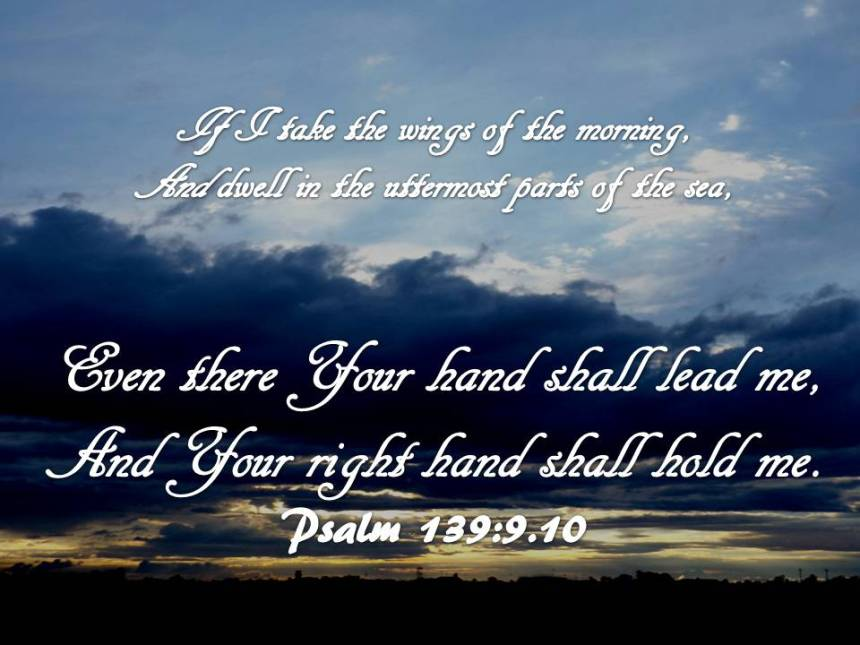 psalm 139 9 10